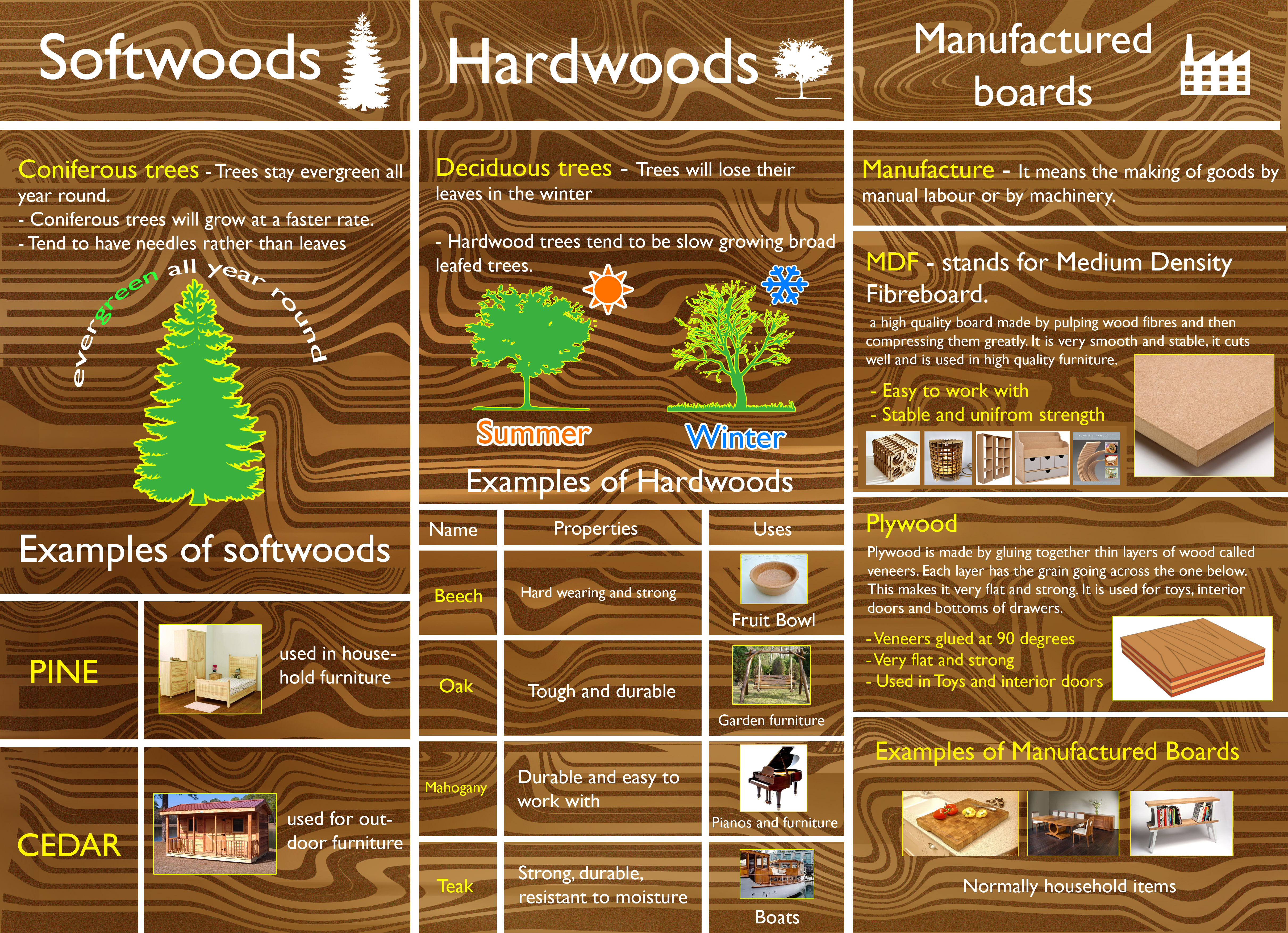 Examples Of Hardwood Trees Choice Image Example Cover Letter For